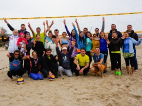 Open Volleyball Tour. Анапа 2015